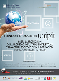 Cartel I Congreso Internacional